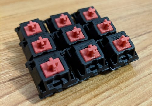 Cherry MX Silent Red – Light and Quiet