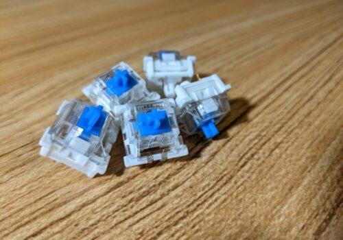 Outemu Blue